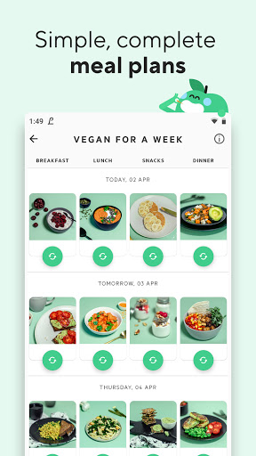 Lifesum - Diet Plan, Macro Calculator & Food Diary android2mod screenshots 7
