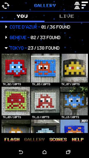 FlashInvaders 5.1.1 screenshots 5