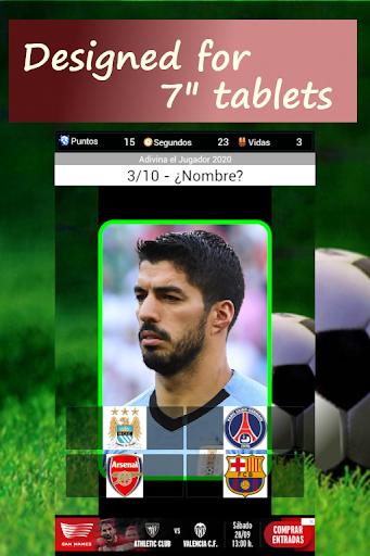 Soccer Players Quiz 2020 1.52 screenshots 8