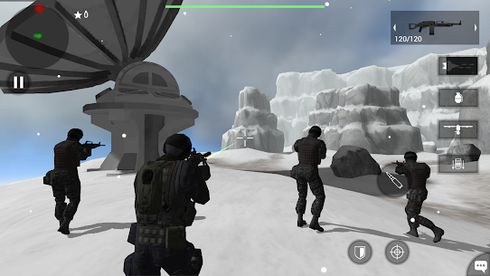 Earth Protect Squad: Third Person Shooting Mod Apk (Free Shopping) 2.04.32b 4