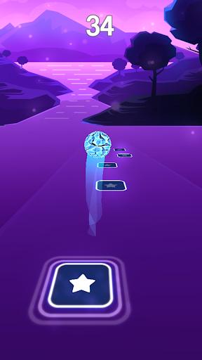 Undertale Theme Song Magic Beat Hop Tiles  screenshots 1