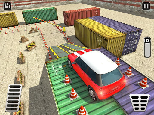 Car Parking Driver Test: Multistory Driving Mania screenshots 10