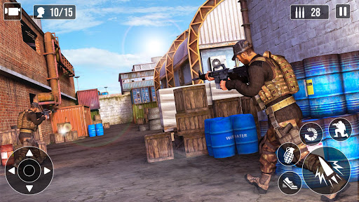 new action games  : fps shooting games 3.7 screenshots 15