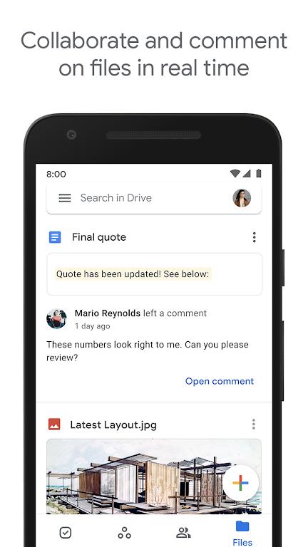 Google Drive poster 3