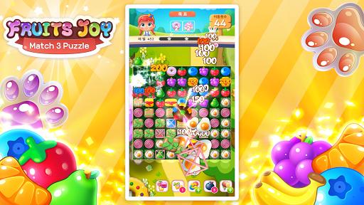 Frults Joy : 3 Match Puzzle 1.0.16 screenshots 2