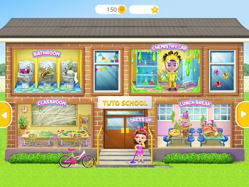Sweet Baby Girl Cleanup 6 - School Cleaning Game android2mod screenshots 9