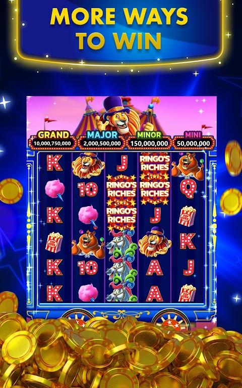 Big Fish Casino - Play Slots and Casino Games poster 4