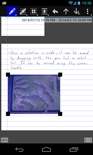 Write 3 modavailable screenshots 1