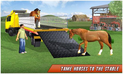 Farm Animal Transport Truck Simulator Driver 2020 2.7 Screenshots 3
