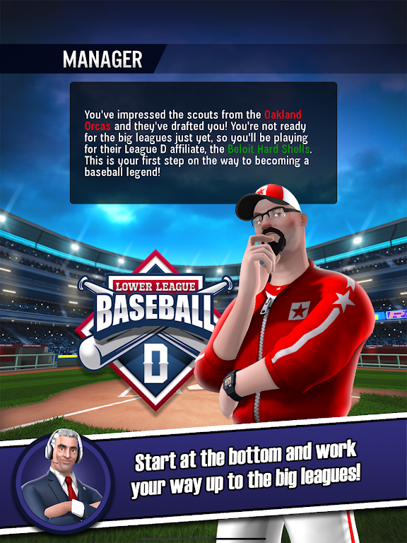 New Star Baseball  poster 6