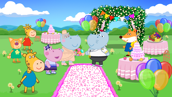 Wedding party. Games for Girls 1.3.6 Screenshots 16