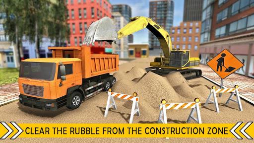 Road Builder City Construction screenshots 2