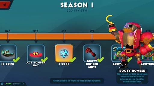 Bomb Bots Arena - Multiplayer Bomber Brawl 0.6.235 screenshots 5