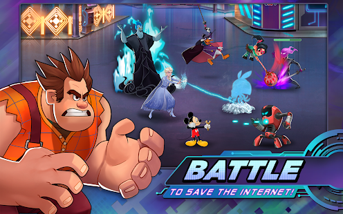 Disney Heroes: Battle Mode 3.4 Screenshots 13