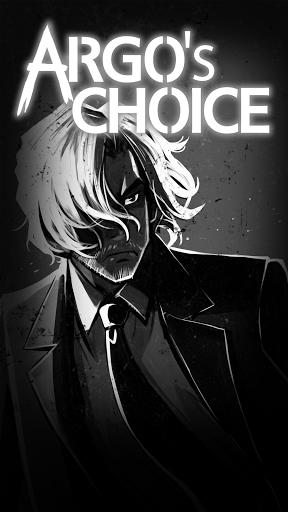 Argo's Choice: Visual novel, noir adventure story modiapk screenshots 1