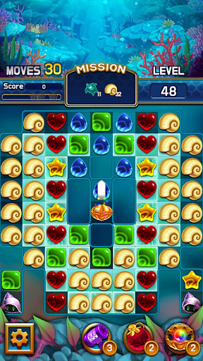 Jewel Abyss: Match3 puzzle 1.13.1 screenshots 23
