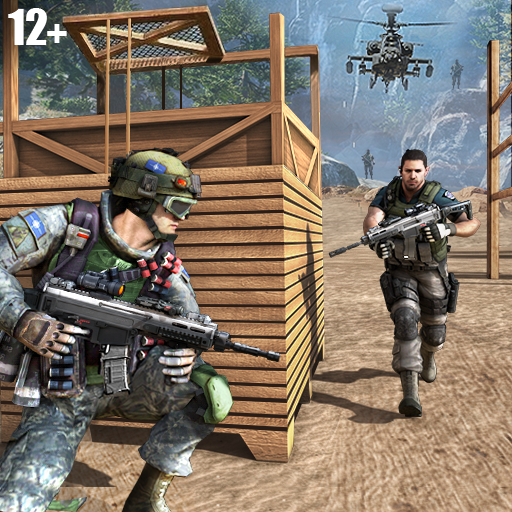 Anti Terrorist offline Shooting Games 2021 - ATSS