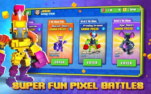 Super Pixel Heroes 2021 1.2.221 screenshots 11