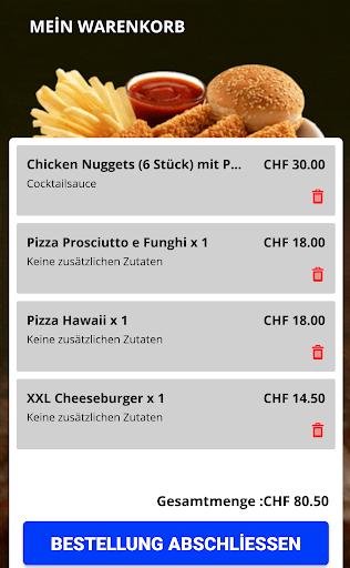 Pizza Kurier Vulcano  screenshots 4