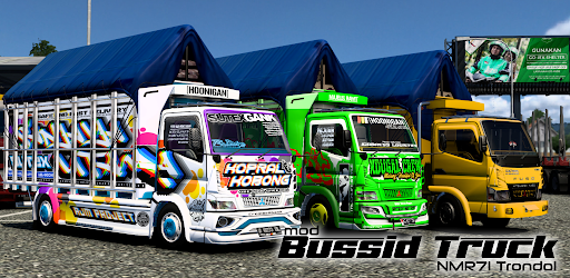 Mod Bussid Truk Nmr71 Trondol Versi 1.0