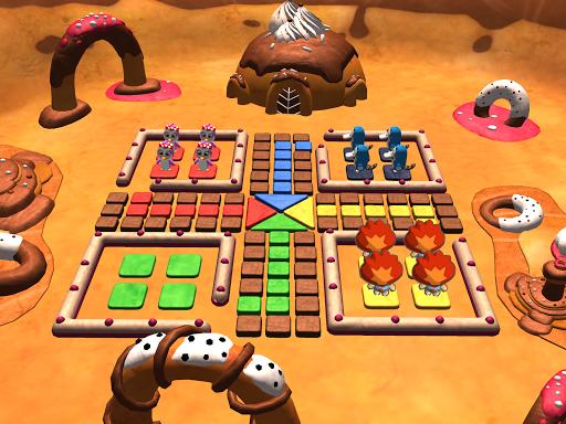 Ludo 3D Multiplayer  screenshots 16