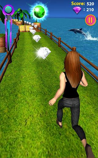 Royal Princess Run - Girl Survival Run APK MOD (Astuce) screenshots 4