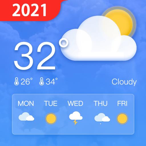 Pronóstico del tiempo en vivo: 2021 tiempo preciso