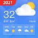 ライブ天気予報:2021年の正確な天気