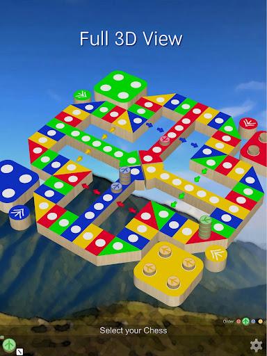 Aeroplane Chess 3D - Network 3D Ludo Game 6.00 screenshots 7