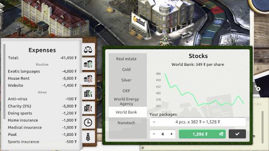 Timeflow: Time is Money Sim 1.10.1 Screenshots 8