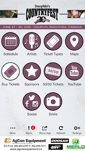Dauphinu2019s Countryfest Inc. screenshots 2