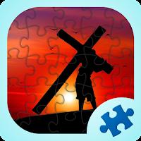 God Jesus Christ jigsaw puzzles games Icon