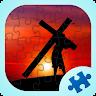 God Jesus Christ jigsaw puzzles games game apk icon