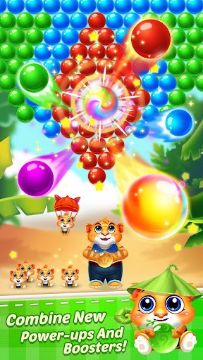 Bubble Shooter 2 Tiger  screenshots 1