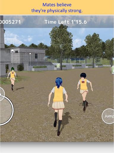 School Run Away  screenshots 2