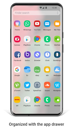 Launcher  Galaxy S21 Style 21.0 Screenshots 2