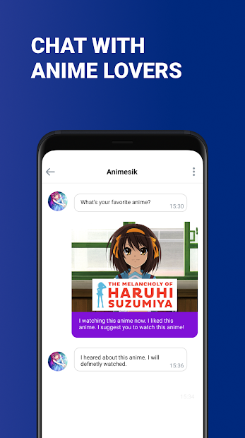 Animesik - Anime & Manga Fun Community screenshot 4
