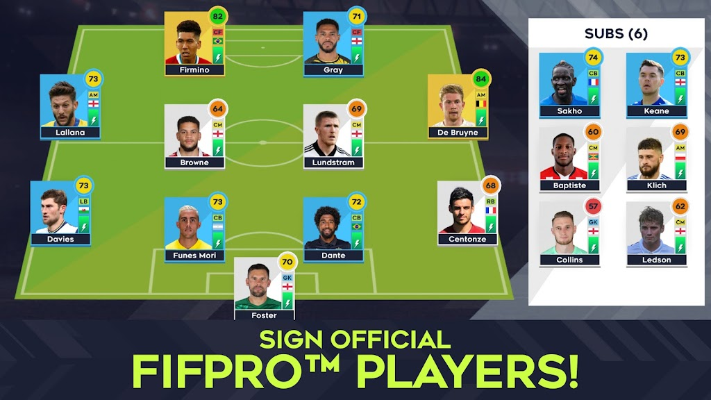 Dream League Soccer 2021 poster 18