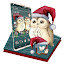 Owl Love Launcher Theme icon