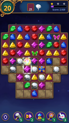 Jewels Magic : Kingu2019s Diamond 21.0621.09 screenshots 4