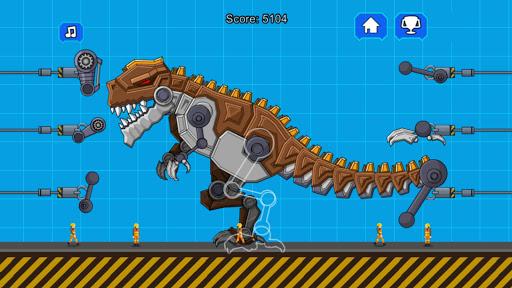robot terminator t-rex screenshot 1