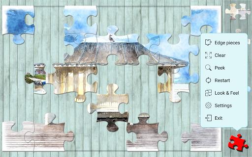 Jigsaw Genius apktram screenshots 3