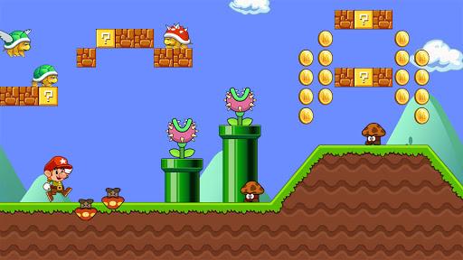 Super Billy's World: Jump & Run Adventure Game 1.1.3.186 screenshots 1