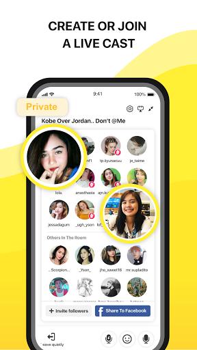 Calamansi - Pinoy Audio Live Cast android2mod screenshots 2