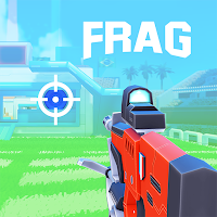 FRAG Pro Shooter Unlimited Money MOD APK v1.9.2 - App Logo