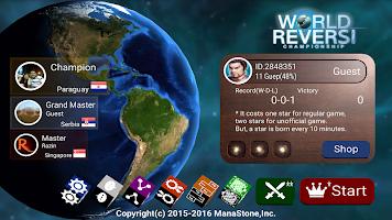 World Reversi Championship