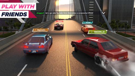 Real Car Parking: City Driving apkmr screenshots 3