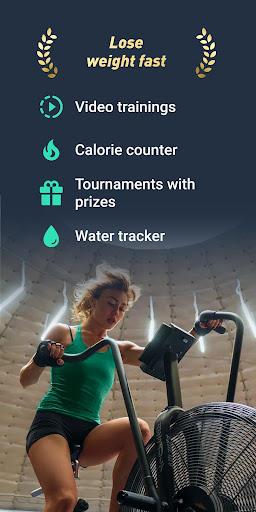 Motify: fitness coach, yoga, home & gym workout apktram screenshots 1
