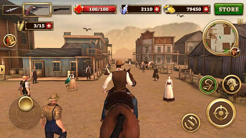 West Gunfighter GiftCode 1.9 2