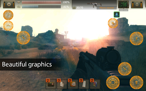 The Sun Origin: Post-apocalyptic action shooter  screenshots 17